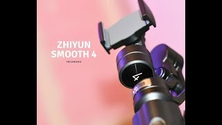 Zhiyun smooth 4 - Unboxing - Review