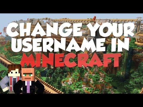 Change Your Username in Minecraft! (Minecraft Account Update) 2/4/15