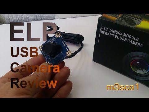 ELP USB Camera review