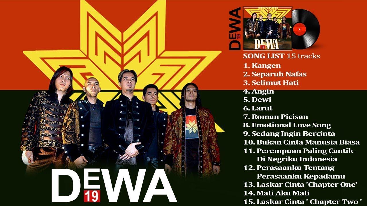 Download Lagu Terbaik dari DEWA 19 - Hits Tahun 2000an MP3 Gratis
