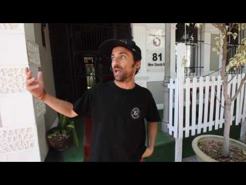 A Close Call With Zack Yankush