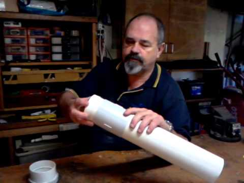 Surface Berley / Burley Dispenser made from PVC pipe