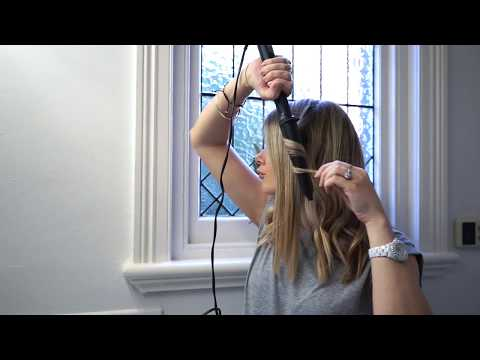 How to do easy hair waves with ghd
