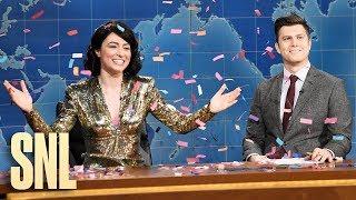 Weekend Update: Melissa Villaseñor on Oscar Snubs - SNL