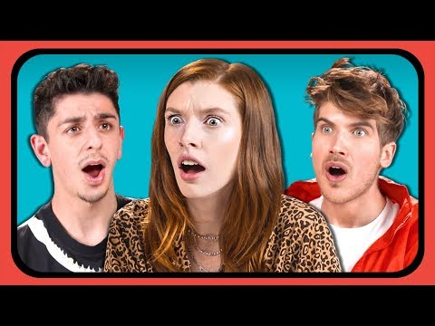 Xxx Mp4 YouTubers React To 10 Viral Videos From 10 Years Ago Try Not To Feel Old Challenge 3gp Sex