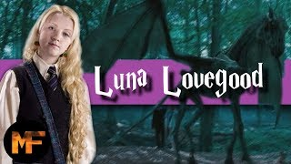 The Life of Luna Lovegood Explained