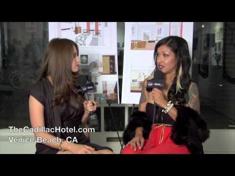 Tania Estrada, Bottoms Up Liquor Cupcakes, Cadillac Hotel