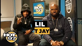 LIL T JAY | Funk Flex | #Freestyle108