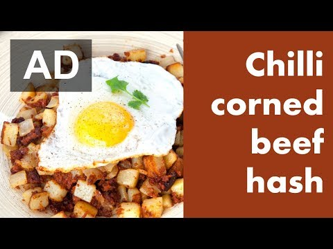 Chill Corned Beef Hash (advertorial)