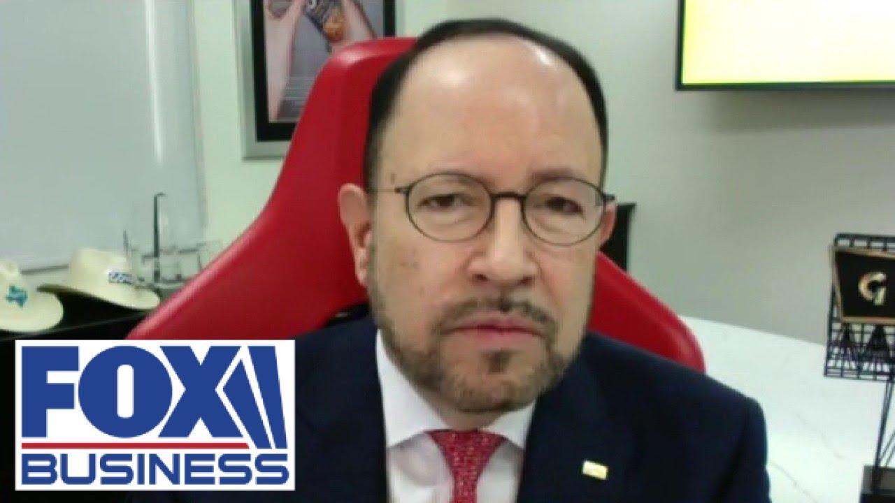 Goya CEO: 'We got the iceberg of communism ahead of us'
