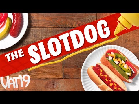 Cook better hot dogs with The Slotdog