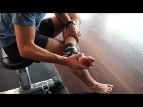 Ankle Sprain Flossing | Ep 8 | Regenerative Performance