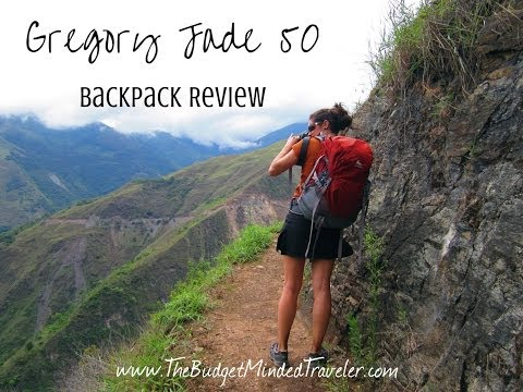 Gregory Jade 50 Backpack Review