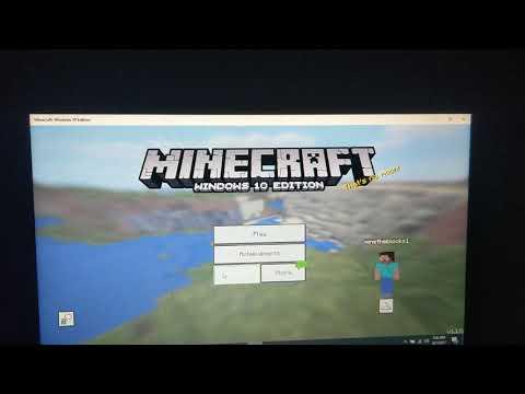 Minecraft pe/windows10 Coordinate fix