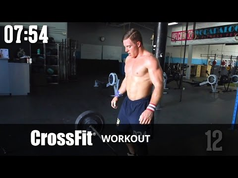 Noah Ohlsen on Workout 141210