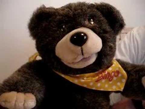Vintage Bingo bear