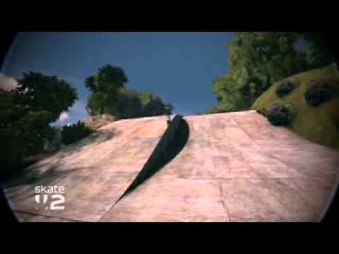Skate 2   Mega Compound Grind   x BlueRobot