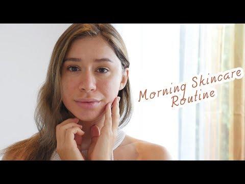 MORNING SKINCARE ROUTINE AUSTRALIA | Acne Prone Sensitive Skin