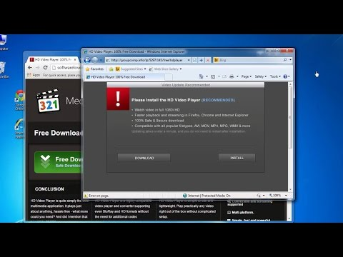 http://groupcomp.info ads popup virus removal guide