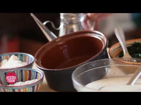 How to make Lasagna - Spinach Lasagna Video Recipe