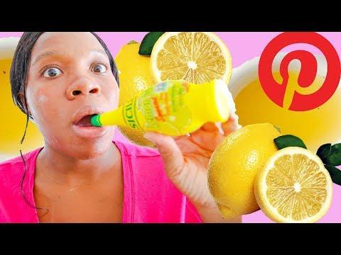 How to Get Clear Skin DIY Lemon Juice and Honey Face Mask DIY Skincare