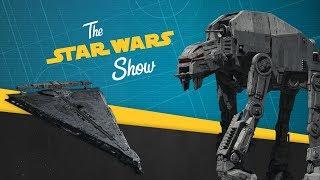 New The Last Jedi Vehicles Revealed, Exploring Lucasfilm