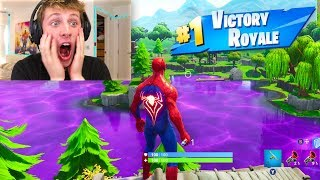 Download SPIDERMAN SKIN IN FORTNITE!! Video