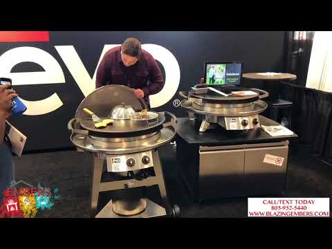 Evo Flat Top BBQ Grill Product Review