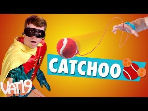 Catchoo: Race to Pick Up VELCRO® Brand Balls