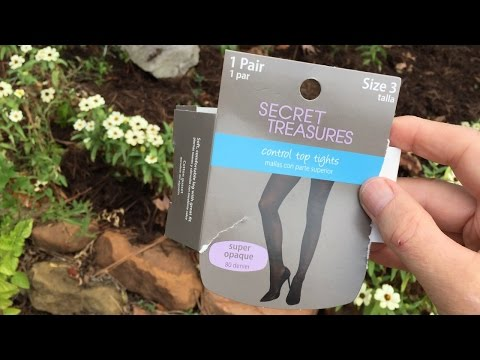 Do Women's Tights and Pantyhose Stop Bug Bites?