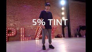 5% TINT -Travis Scott - Julian DeGuzman Choreography