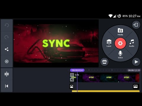 How To Make Cool Sync Intro On Android