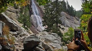 Yosemite • MOST DANGEROUS HIKE (one of America's top 10)the Mist Trail
