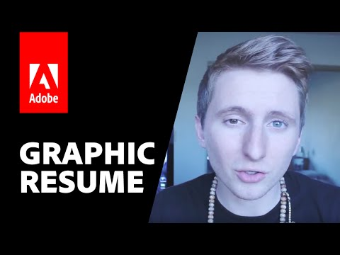 Make It Your Own: Graphic Resume