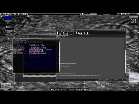 [HowTo] Install GRUB 2 & Apply Themes on Ubuntu 9.04 Linux