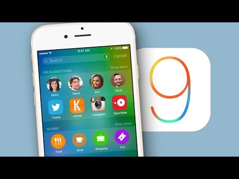 Get The iOS 9 Beta [WORKS WITH iPhone, iPad & iPod] LINKS BELOW