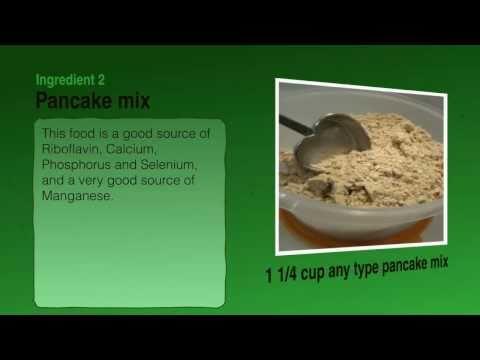Apple Slice Pancakes Recipe