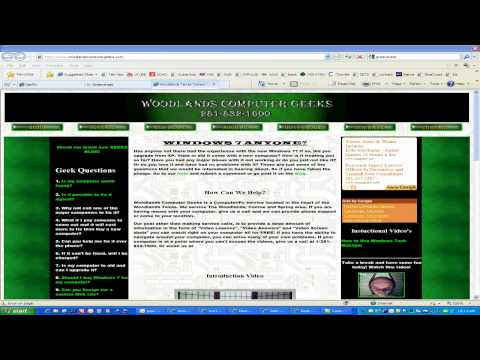 How to Delete Internet Explorer Brower History