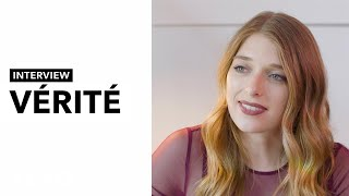 VÉRITÉ - Interview with VÉRITÉ, hosted by Lizzy Plapinger ft. Lizzy Plapinger