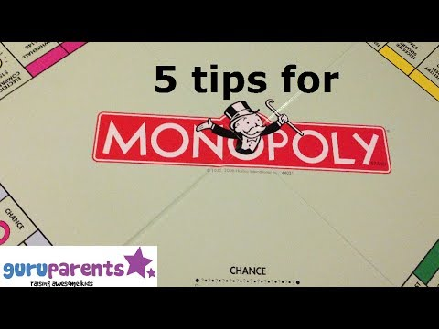5 tips for Monopoly