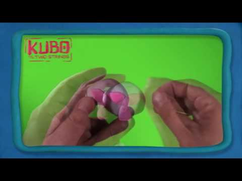 KUBO AND THE TWO STRINGS BEHIND THE SCENES MAKING CLAYMATION MONKEY
