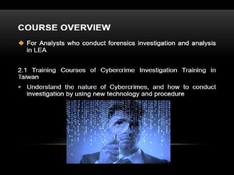 Global Cooperation Program on Cybercrime and Digital Forensics