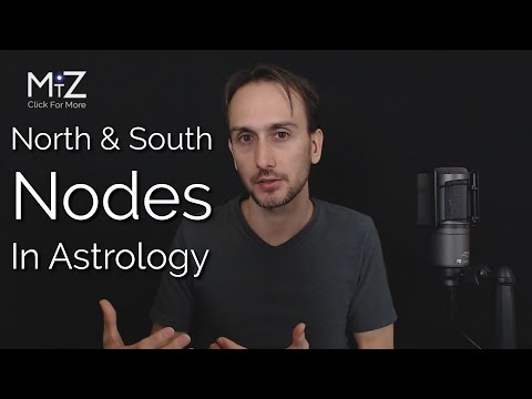 North Node & South Node in Astrology - Meaning Explained