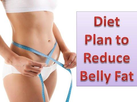 Best Diet Plan To Lose Belly Fat in 4 Weeks (Top 9 Fat Loss Foods)