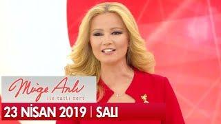 Müge Anlı ile Tatlı Sert 23 Nisan 2019 Salı - Tek Parça