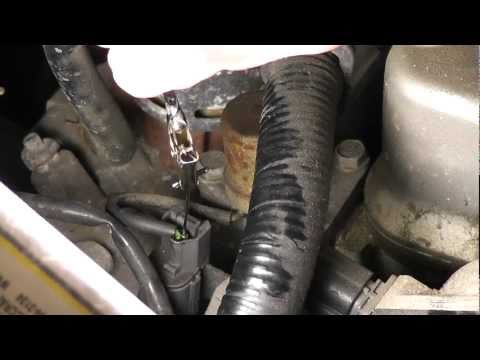 Honda VTEC System Testing (P1259 trouble code)