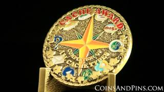 Difference between 2D and 3D coin designs for custom coins at CoinsAndPins.com