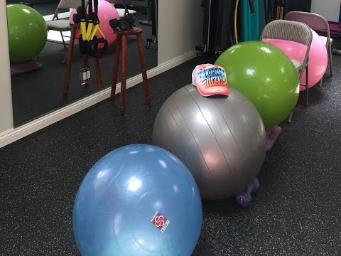 How to Choose and Use a Stability Ball - Part 1 of 3 – Choosing the Ball