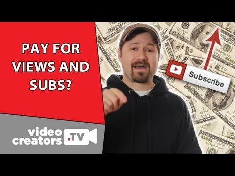 Should I Buy YouTube Views and Subscribers?
