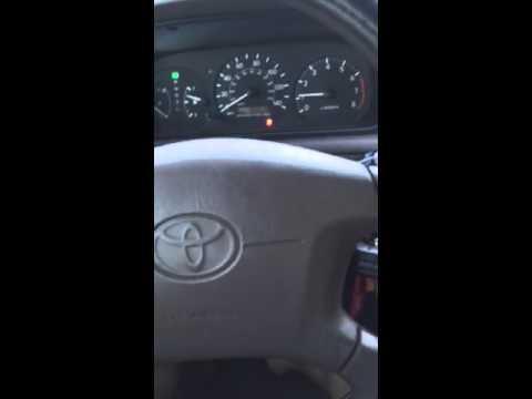 Bypass Car Alarm Easy, Starter kill on 1999 Toyota Camry LE V6